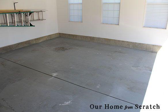 Best ideas about DIY Garage Floor Epoxy . Save or Pin Garage Floor Epoxy Paint Now.
