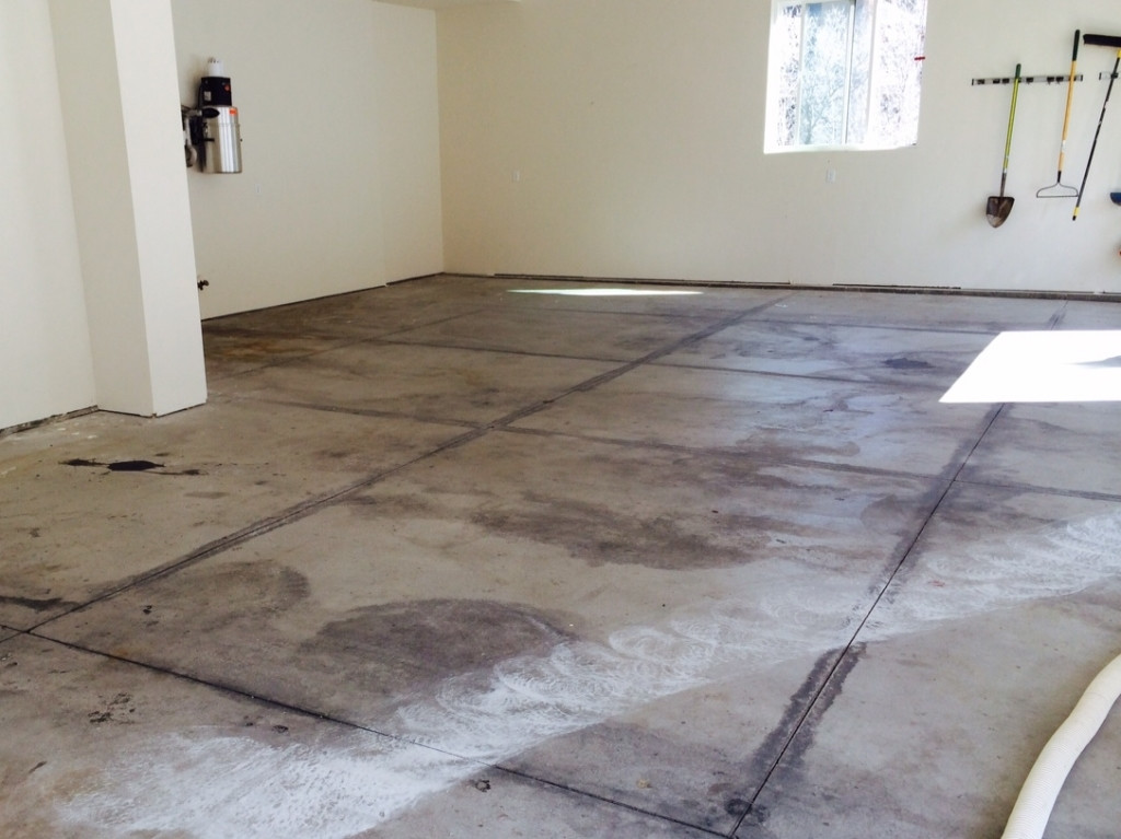 Best ideas about DIY Garage Floor Epoxy . Save or Pin Finishing Epoxy Flooring Garage — Home Ideas Collection Now.