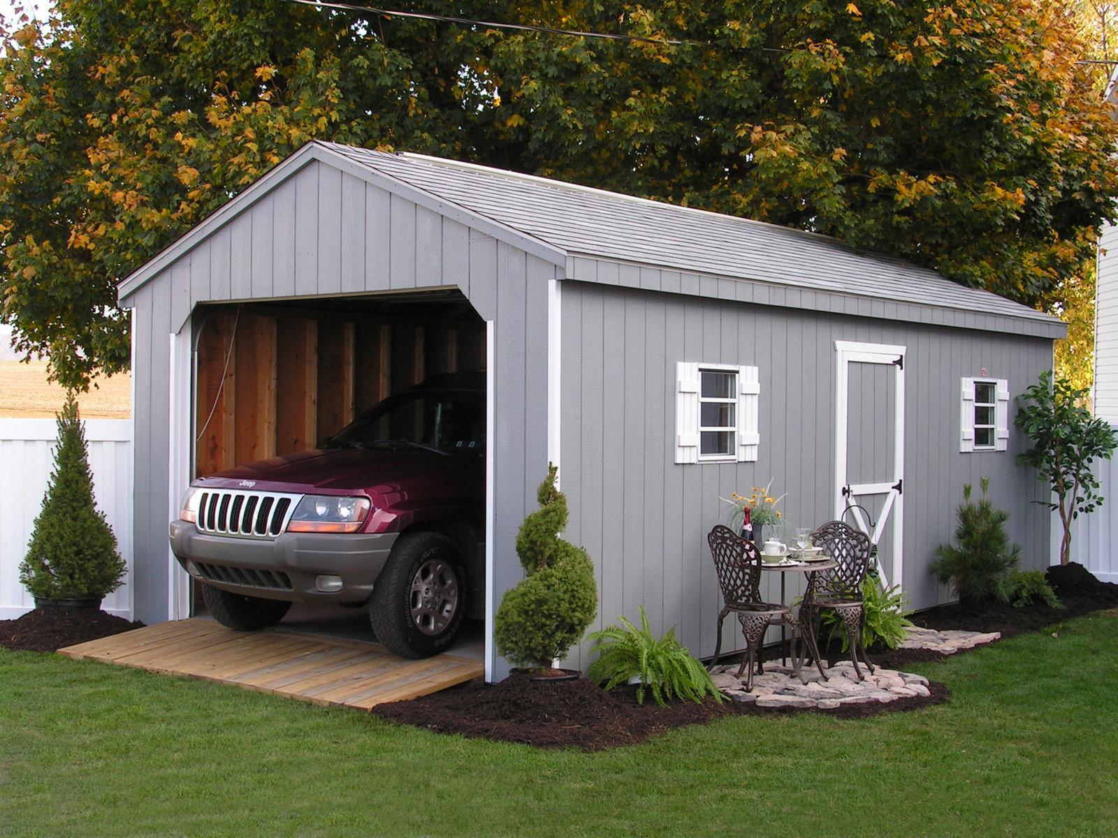 Best ideas about DIY Garage Kit . Save or Pin Prefab Garage Kits Sheds Unlimited of Lancaster Now.