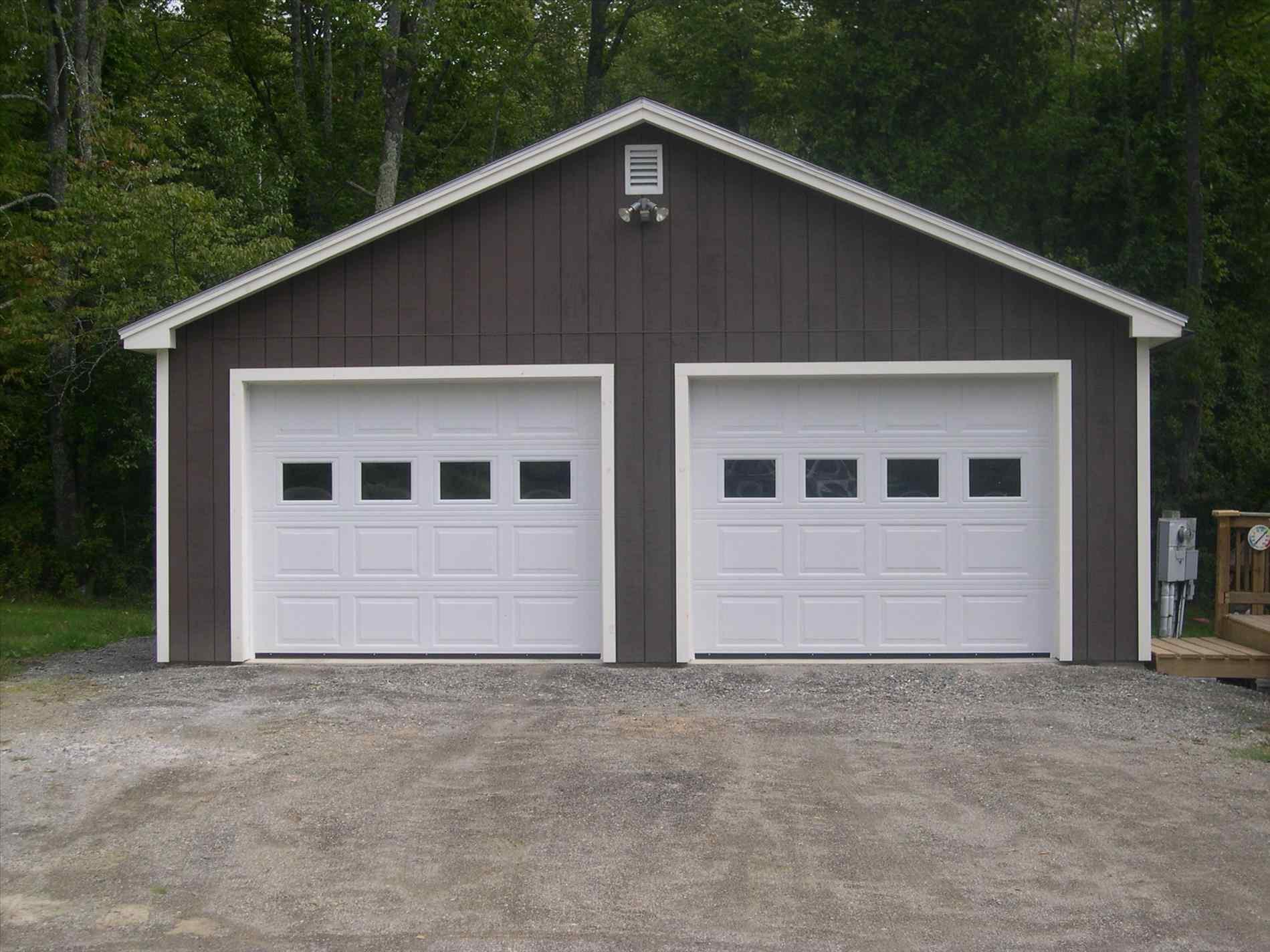 Best ideas about DIY Garage Kit . Save or Pin Garage Building Kits AllstateLogHomes Now.