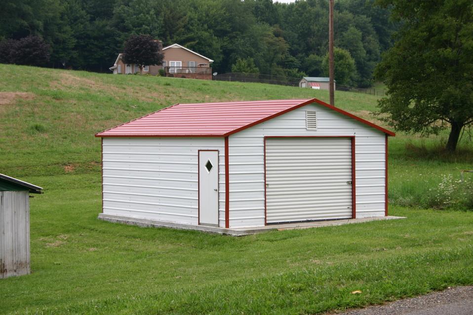 Best ideas about DIY Garage Kit . Save or Pin Metal Garages Alabama AL Now.