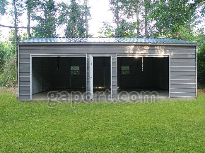 Best ideas about DIY Garage Kit . Save or Pin Metal Steel Garage Kits DIY Now.