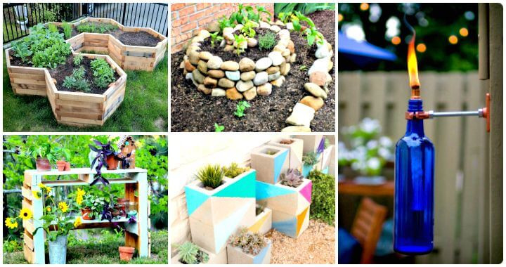 Best ideas about DIY Garden Decor . Save or Pin 80 DIY Greenhouse Ideas with Step by Step Tutorials DIY Now.