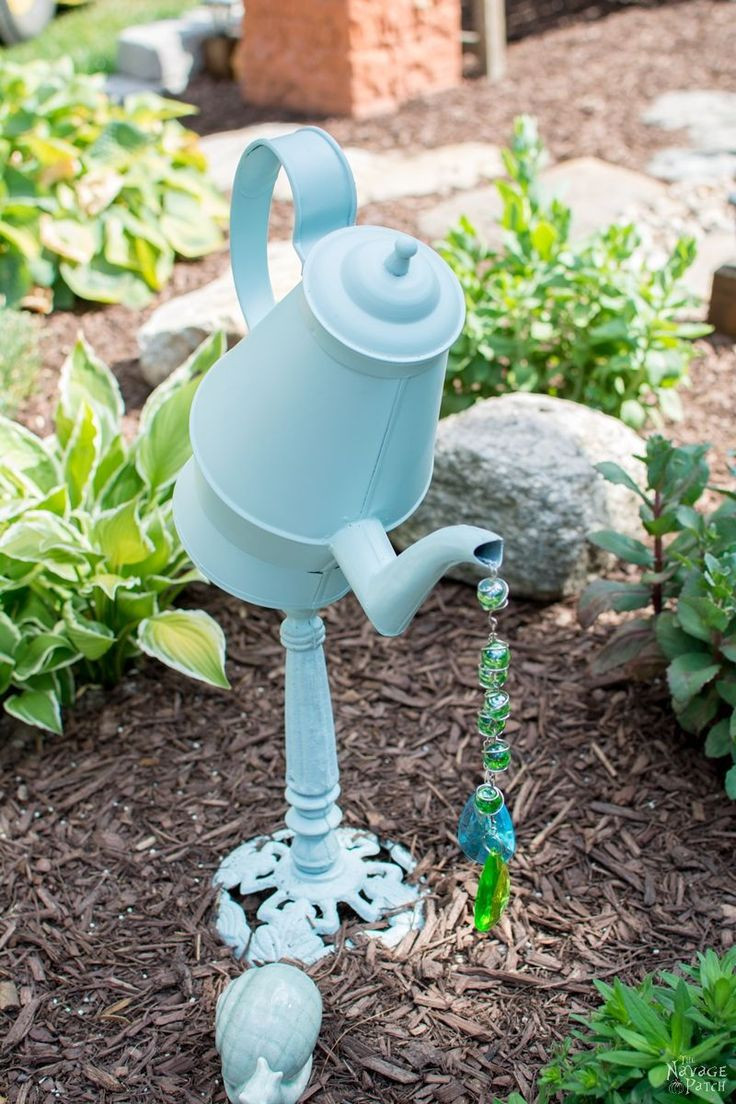 Best ideas about DIY Garden Decor . Save or Pin 1000 ideas about Backyard Decorations on Pinterest Now.