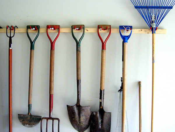 Best ideas about DIY Garden Tool Organizer . Save or Pin 19 Bodacious Backyard Storage Ideas Tips & Hacks You Need Now.
