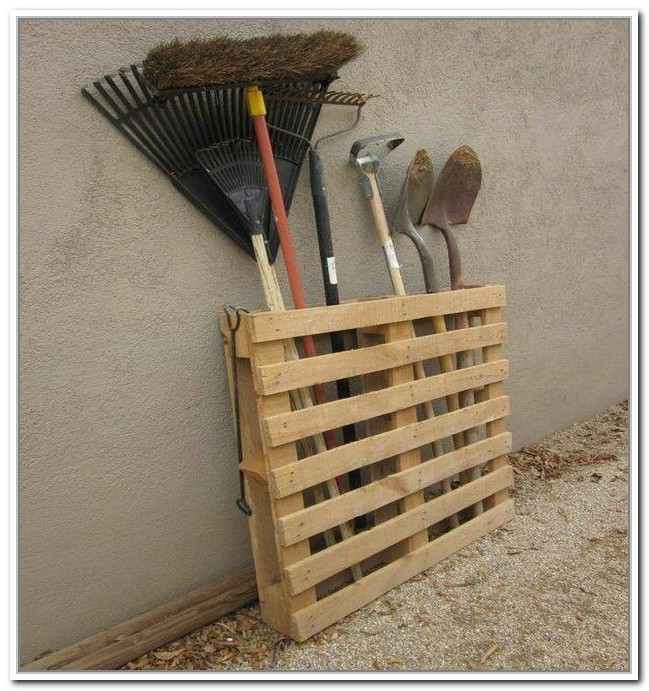 Best ideas about DIY Garden Tool Organizer . Save or Pin 41 Diy Yard Tool Storage Garden Tool Storage Pinterest Now.