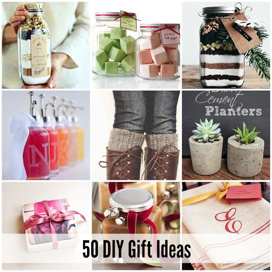 Best ideas about DIY Gift For Family . Save or Pin 50 of the BEST DIY Gift Ideas The Idea Room Now.