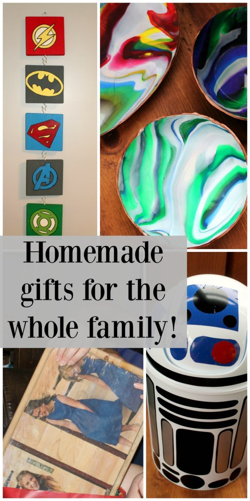 Best ideas about DIY Gift For Family . Save or Pin DIY Homemade Gifts A Turtle s Life for Me Now.