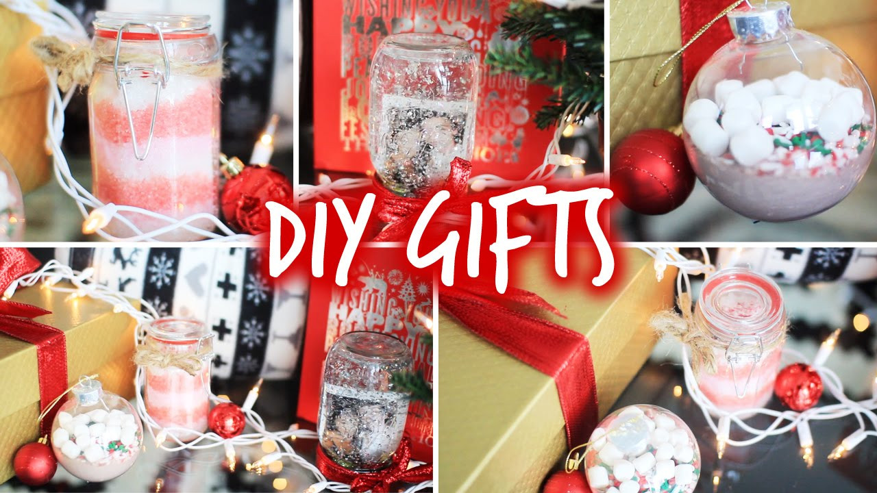Best ideas about DIY Gift For Family . Save or Pin Easy DIY Christmas Gifts for Friends Family & Boyfriends Now.