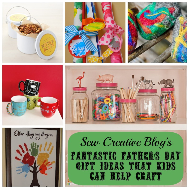 Best ideas about DIY Gift Ideas For Kids . Save or Pin Inspiration DIY Father s Day Gifts Kids Can Help Craft Now.