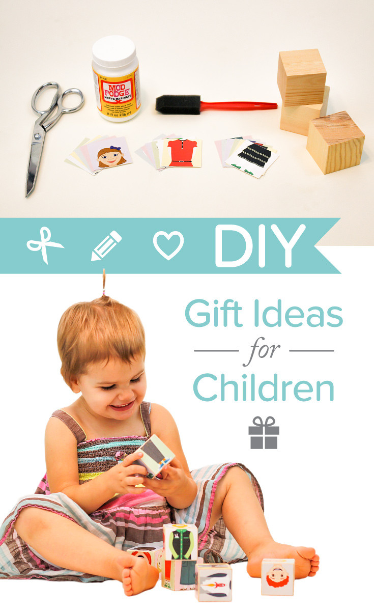 Best ideas about DIY Gift Ideas For Kids . Save or Pin DIY Gift Ideas for Children Life of a Homeschool Mom Now.