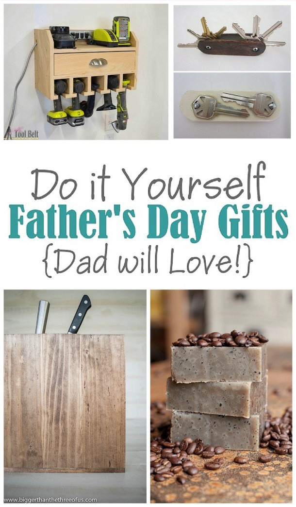 Best ideas about DIY Gifts For Dad . Save or Pin A Do It Yourself Father's Day DIY Gift Projects Recipes Now.