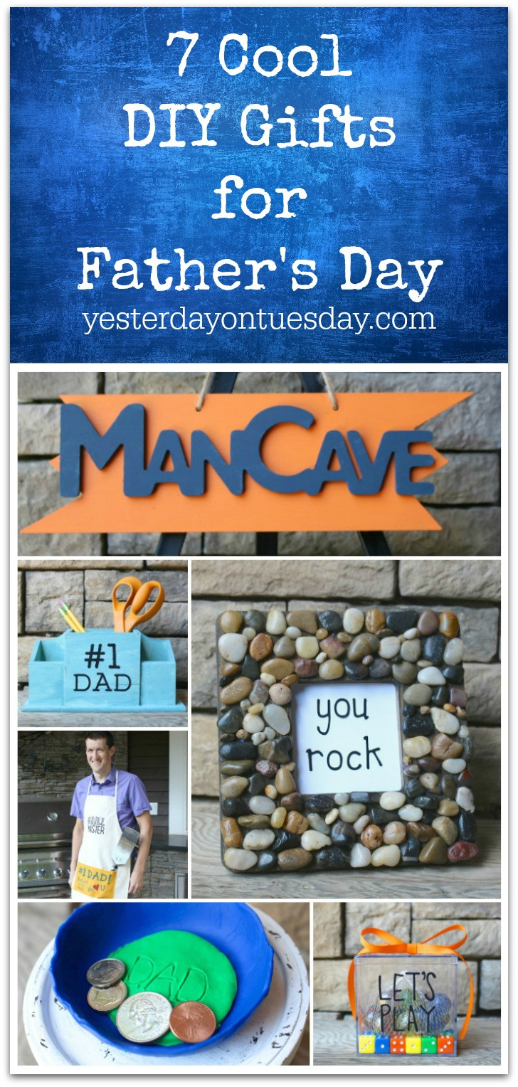 Best ideas about DIY Gifts For Dad . Save or Pin Awesome Handmade Dad s Day Gifts Now.