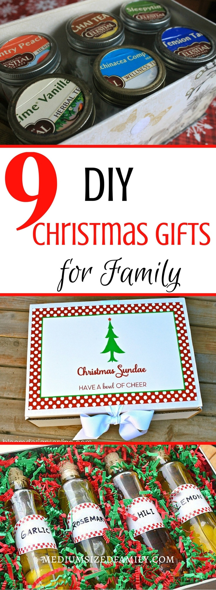 Best ideas about DIY Gifts For Family . Save or Pin 7 Ways to Pile Up Christmas Money Do It Yourself Now.