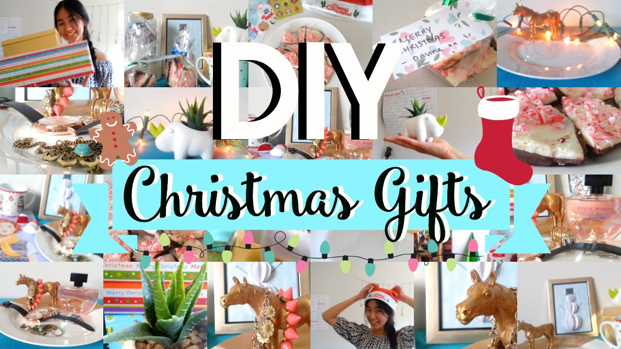 Best ideas about DIY Gifts For Family . Save or Pin DIY Christmas Gifts for Friends Family Teachers Now.