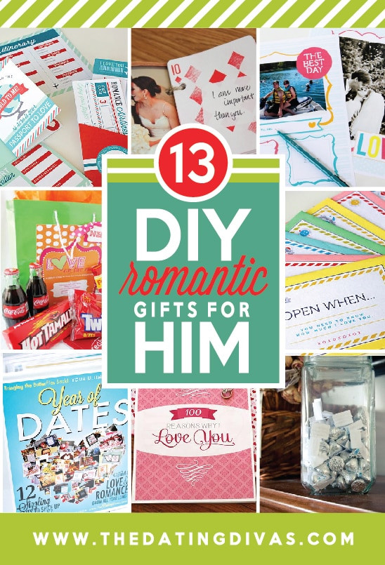 Best ideas about DIY Gifts For Him . Save or Pin 101 DIY Christmas Gifts for Him The Dating Divas Now.