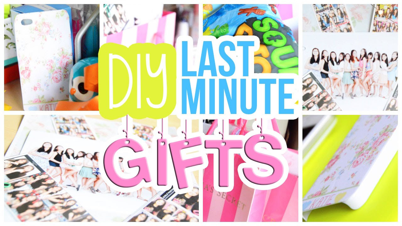 Best ideas about DIY Gifts For Your Best Friend . Save or Pin Quick Easy & Cheap DIY Last Minute Gifts For Friends Etc Now.