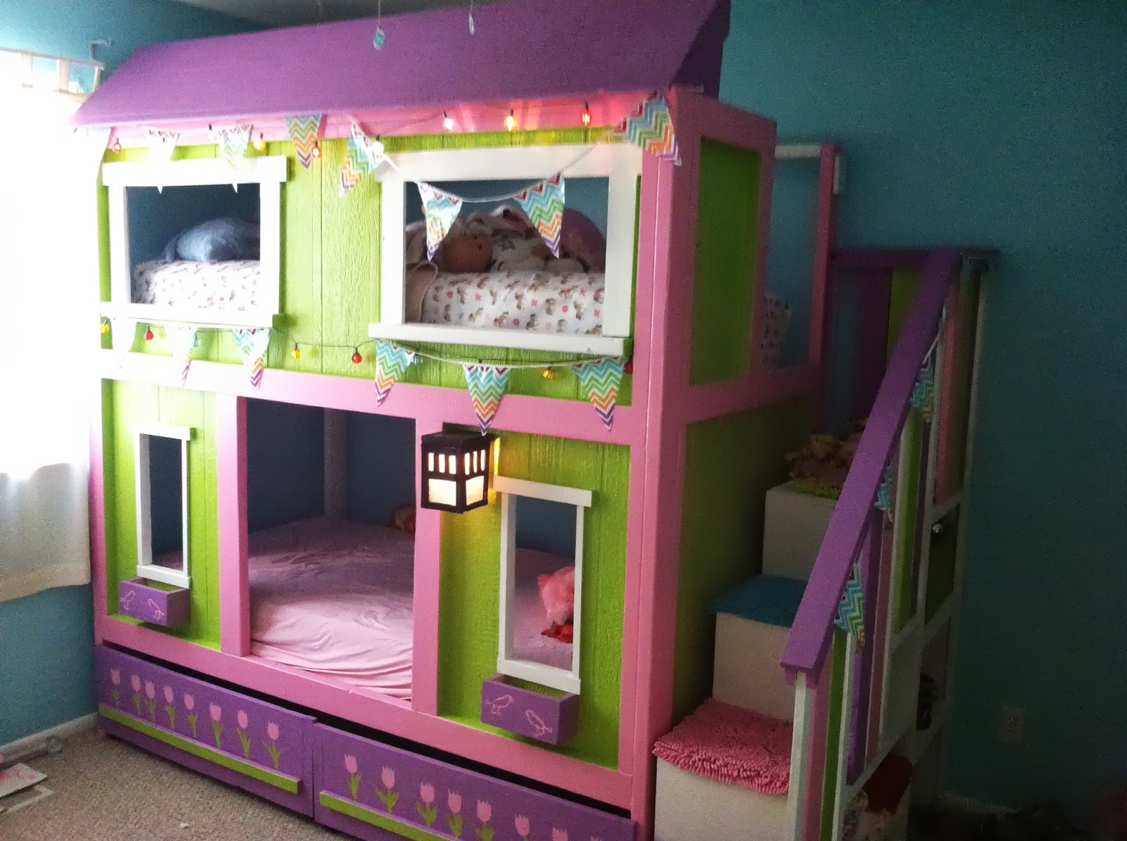 Best ideas about DIY Girls Beds . Save or Pin The Pants The Most Amazing Bunk Beds I Have Ever Built Now.