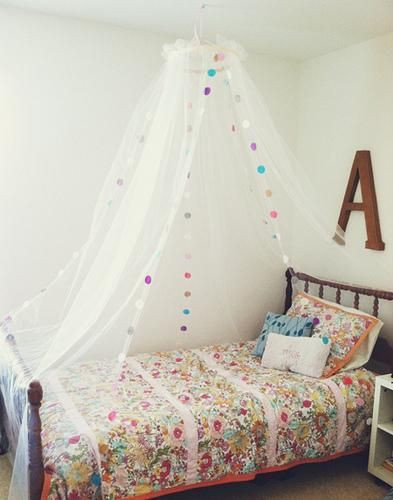 Best ideas about DIY Girls Beds . Save or Pin 17 Best ideas about Girls Canopy Beds on Pinterest Now.