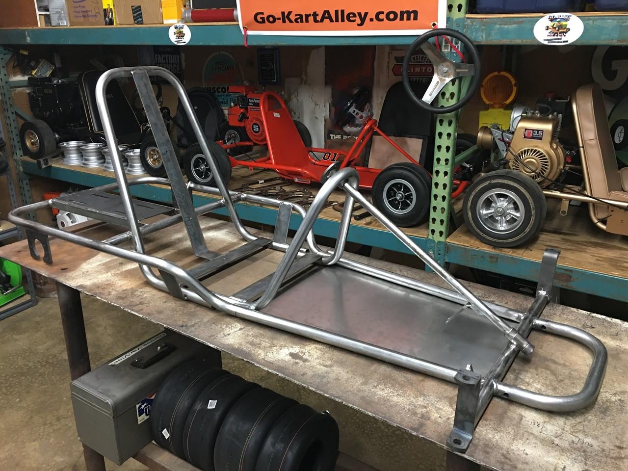 Best ideas about DIY Go Kart Kits . Save or Pin Go Kart Kit Frame XL GoPowerSports Now.