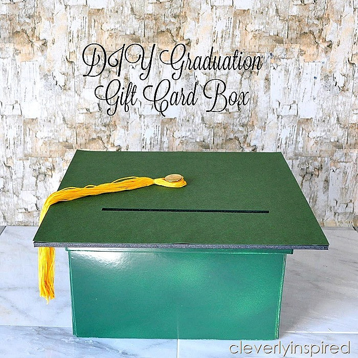 Best ideas about DIY Graduation Card Box . Save or Pin Cheap Centerpiece Idea Graduation Party Décor DIY Now.