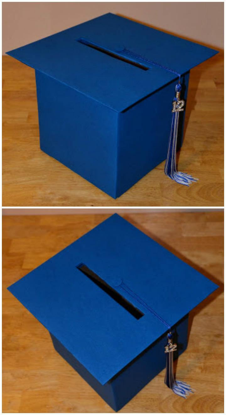 Best ideas about DIY Graduation Card Box . Save or Pin 101 Graduation Party Ideas Decoration Themes Grad Party Now.