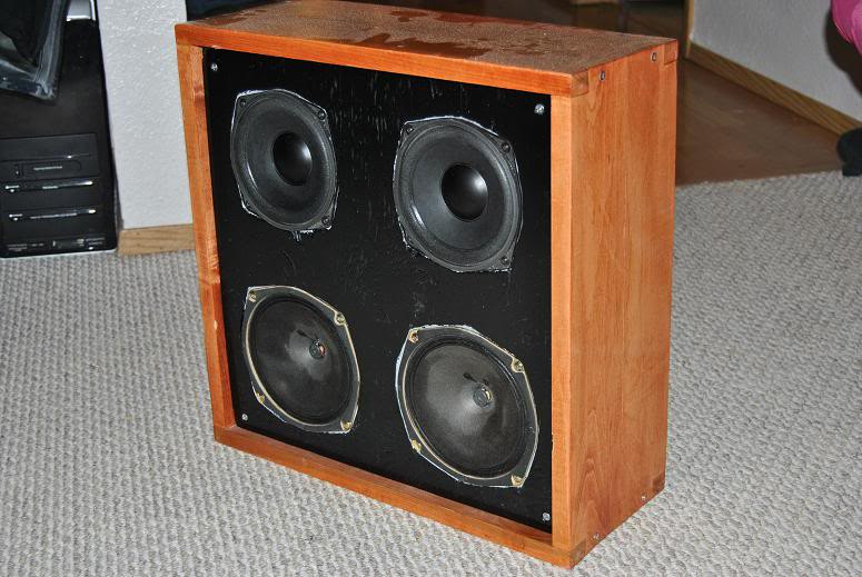 Best ideas about DIY Guitar Speaker Cabinet . Save or Pin DIY Audio Projects Forum • Guitar Speaker Cabinet Now.