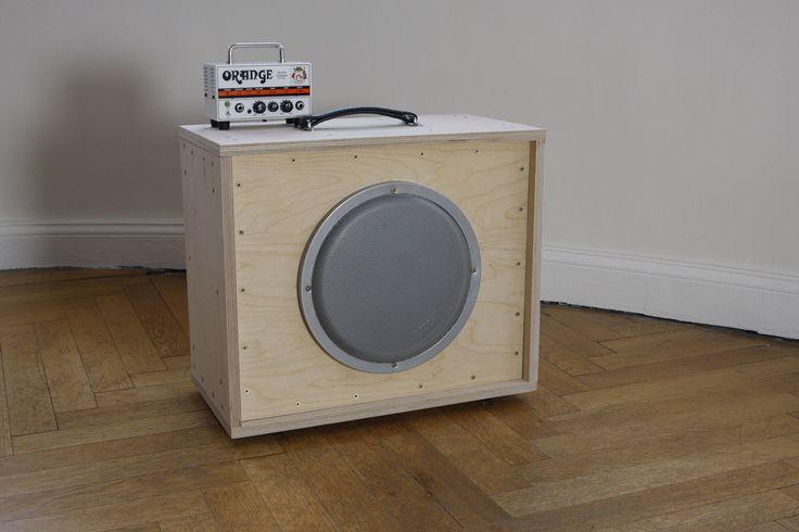 Best ideas about DIY Guitar Speaker Cabinet . Save or Pin 20 best GUITAR SPEAKER CABINET DIY images on Pinterest Now.