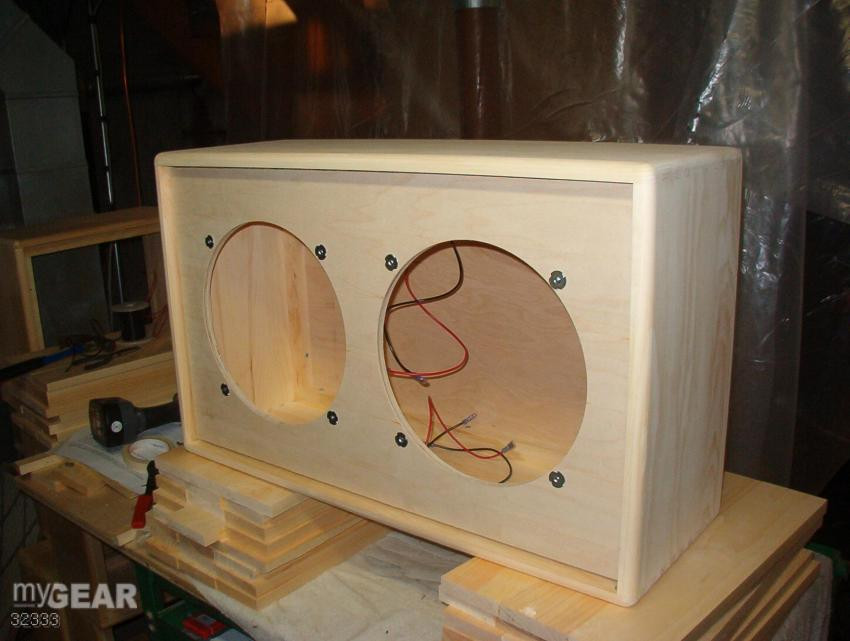Best ideas about DIY Guitar Speaker Cabinet . Save or Pin Diy Speaker Cabinets Now.