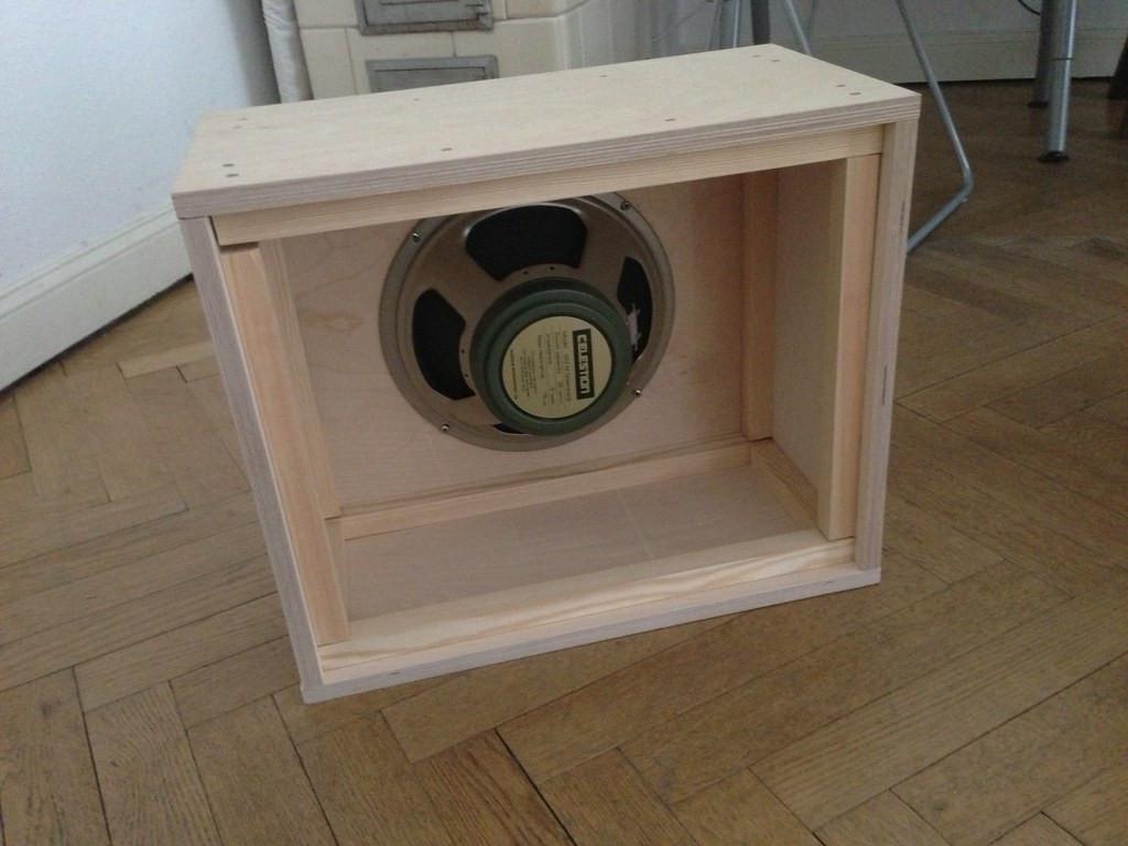 Best ideas about DIY Guitar Speaker Cabinet . Save or Pin How to Build a Guitar Speaker Cabinet Now.