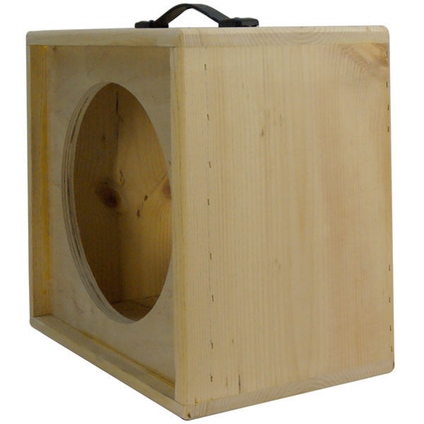 Best ideas about DIY Guitar Speaker Cabinet . Save or Pin 1x12 solid Pine Raw wood Extension Guitar speaker Empty Now.