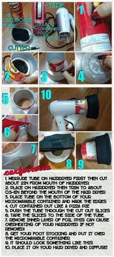 Best ideas about DIY Hair Dryer Diffuser . Save or Pin 1000 ideas about Hair Diffuser on Pinterest Now.