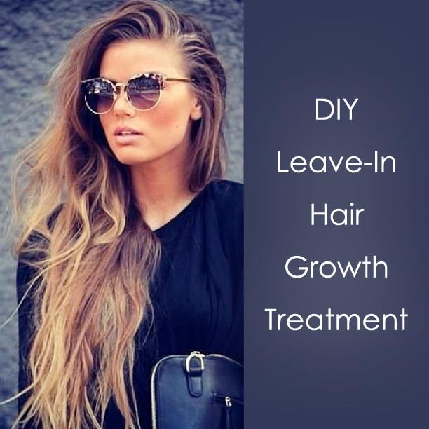 Best ideas about DIY Hair Growth Treatments . Save or Pin DIY Leave In Hair Growth Treatment Now.