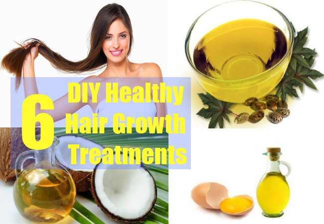Best ideas about DIY Hair Growth Treatments . Save or Pin Natural DIY Healthy Hair Growth Treatment How To Get Now.