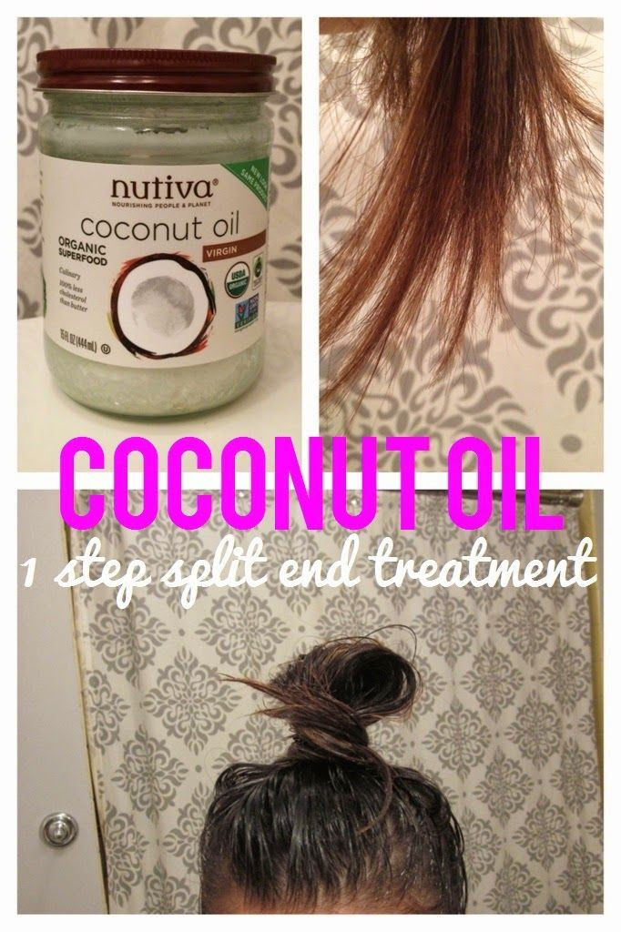 Best ideas about DIY Hair Growth Treatments . Save or Pin DIY Coconut Oil Hair Mask Tutorial Leave in treatment for Now.