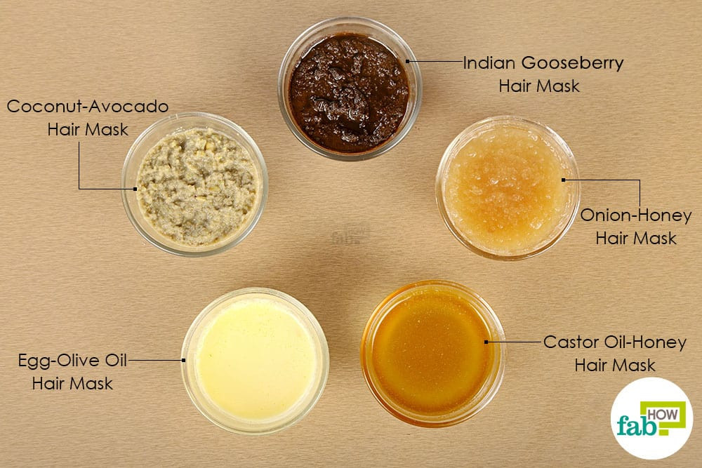 Best ideas about DIY Hair Mask . Save or Pin Top 5 DIY Homemade Hair Masks for Maximum Hair Growth Now.