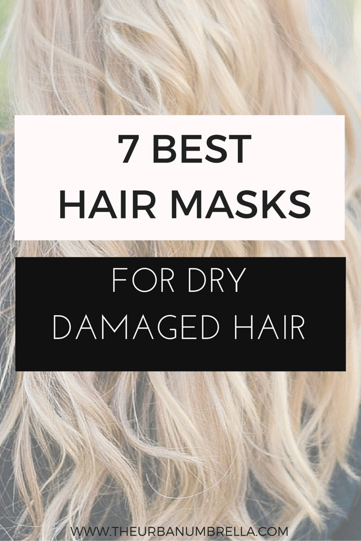 Best ideas about DIY Hair Mask For Bleached Hair . Save or Pin 7 Hair Masks for Dry Damaged Hair beauty Now.