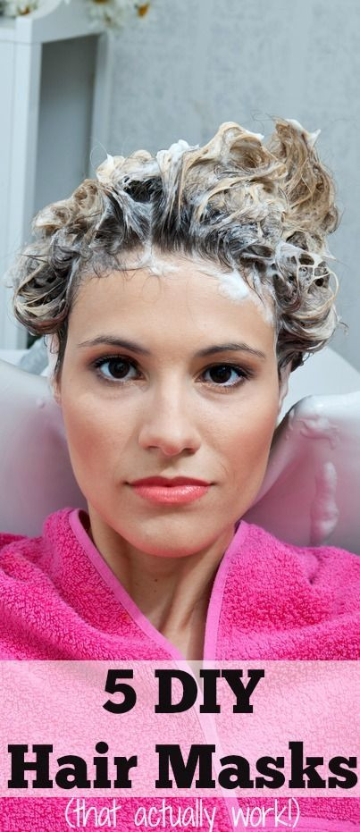 Best ideas about DIY Hair Mask For Bleached Hair . Save or Pin 12 Homemade Hair Mask Recipes That Really Work Now.