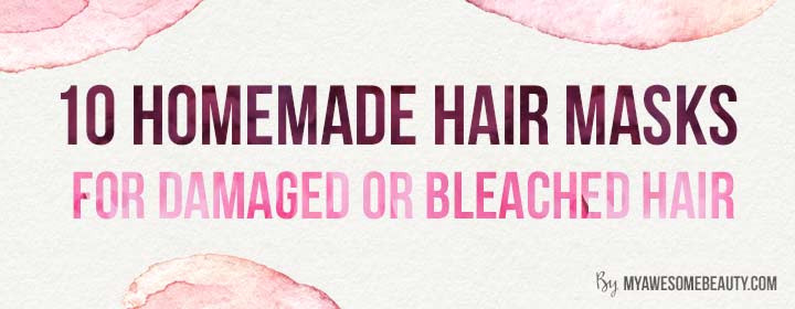 Best ideas about DIY Hair Mask For Bleached Hair . Save or Pin How to Repair Bleached Hair Fast and Safely Now.