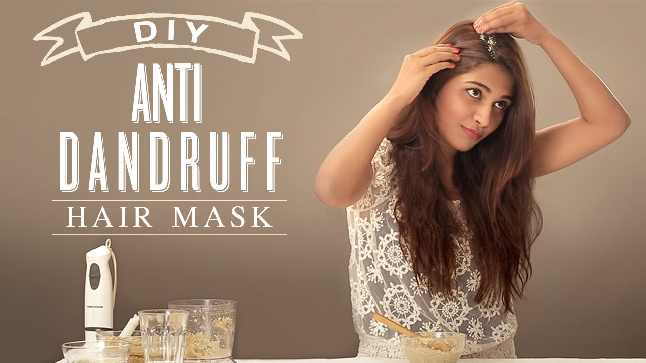 Best ideas about DIY Hair Mask For Dandruff . Save or Pin DIY How To Get Rid Dandruff Hair Mask Now.