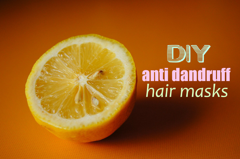 Best ideas about DIY Hair Mask For Dandruff . Save or Pin 5 Homemade anti dandruff hair masks Girls love style Now.