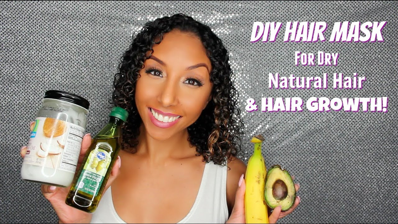 Best ideas about DIY Hair Mask For Dry Hair . Save or Pin DIY Hair Mask for Dry Natural Hair and Hair Growth Now.