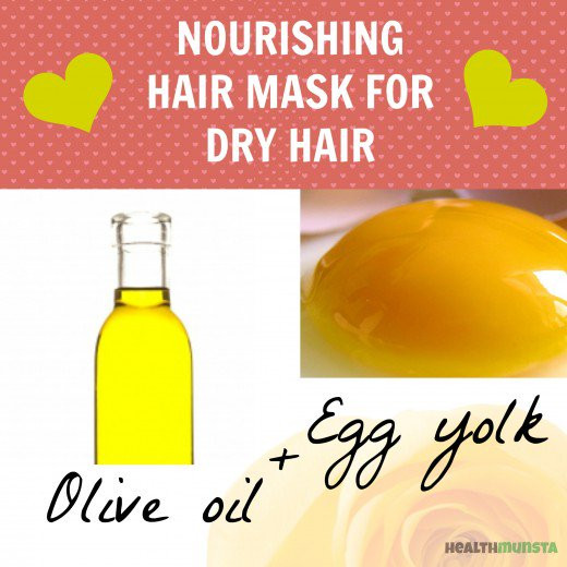 Best ideas about DIY Hair Mask For Dry Hair . Save or Pin DIY Hair Care Best Hair Masks for Dry Hair Now.