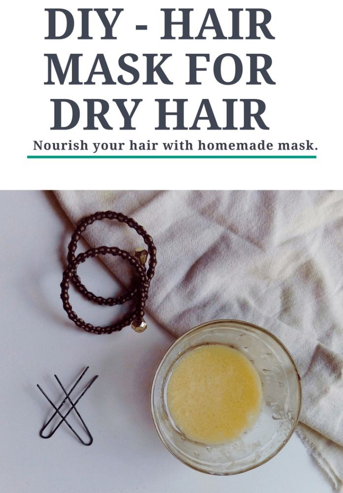 Best ideas about DIY Hair Mask For Dry Hair . Save or Pin 25 best images about Glitter Naturally on Pinterest Now.