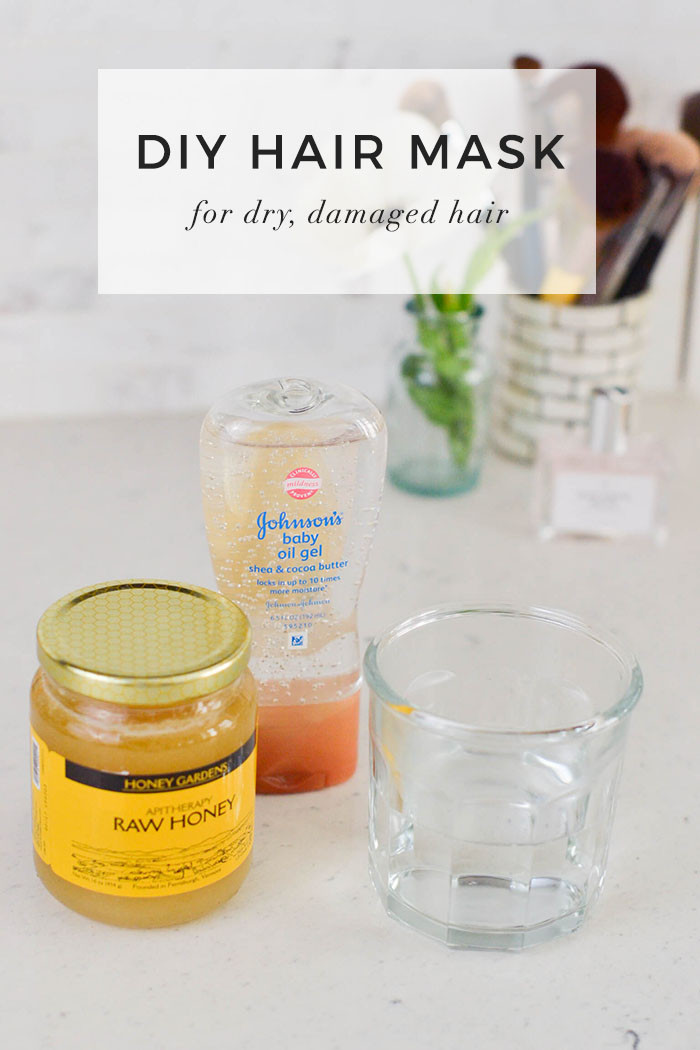 Best ideas about DIY Hair Mask For Dry Hair . Save or Pin DIY Hair Mask for Dry Damaged Hair Now.