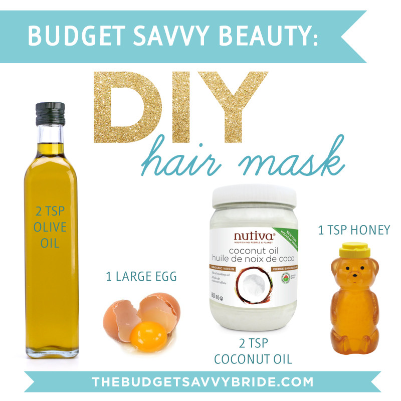 Best ideas about DIY Hair Masks . Save or Pin 25 Coconut Oil Hair Masks Now.