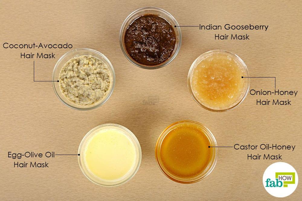 Best ideas about DIY Hair Masks . Save or Pin Top 5 DIY Homemade Hair Masks for Maximum Hair Growth Now.