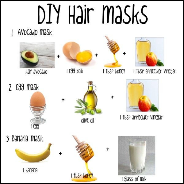 Best ideas about DIY Hair Masks . Save or Pin Homemade hair masks with ingre nts found in your kitchen Now.