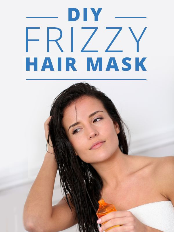 Best ideas about DIY Hair Masks For Curly Hair . Save or Pin DIY Frizzy Hair Mask Now.