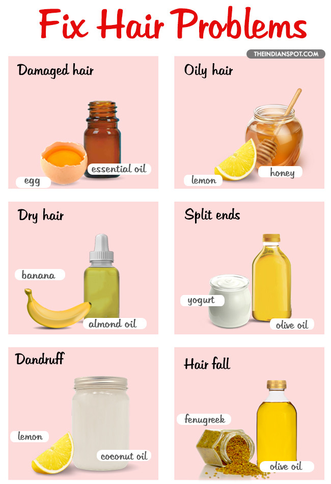 Best ideas about DIY Hair Masks For Oily Hair . Save or Pin 6 SUPER EFFECTIVE DIY HAIR MASKS TO SOLVE YOUR HAIR Now.